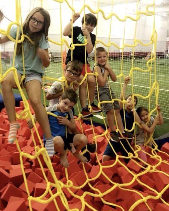 Ninja Warrior Camp